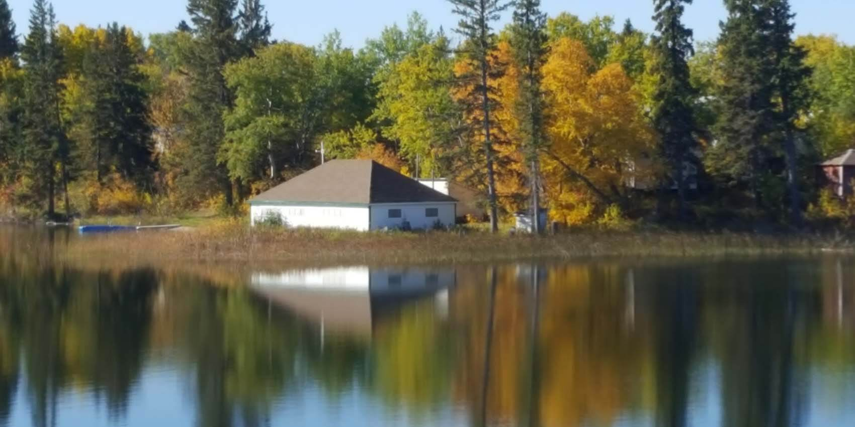 House on Lake